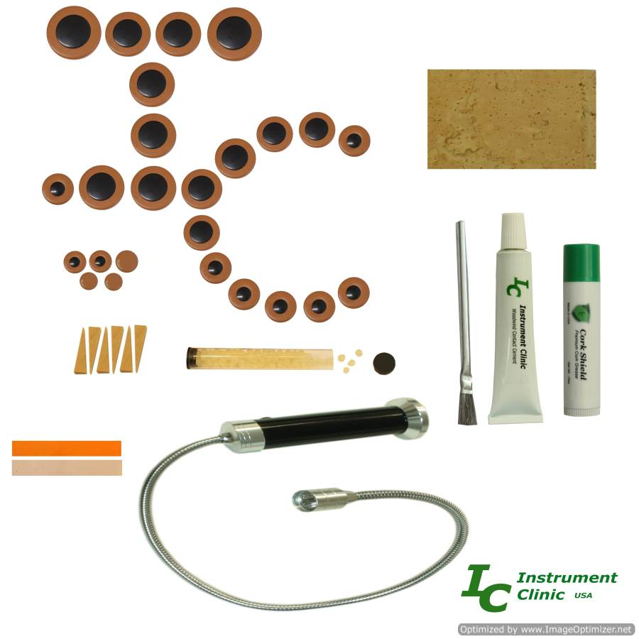 IC840 Tenor Kits w Light / Cork
